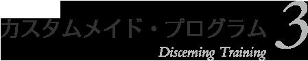 カスタムメイド・プログラム